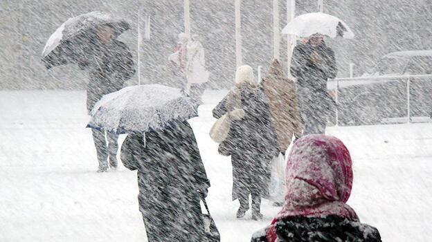 Meteoroloji'den kar uyarısı: Bu gece başlıyor