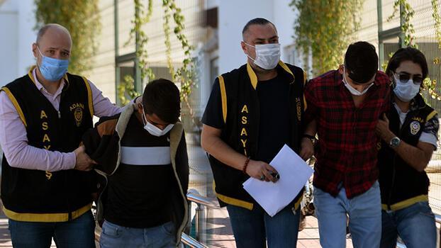 Kuyumcu çalışanını yaralayan kar maskeli şüpheliler yakalandı