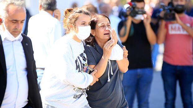 Bir aileyi yok eden kaza! Minik kızın cenazesi yakınlarına teslim edildi