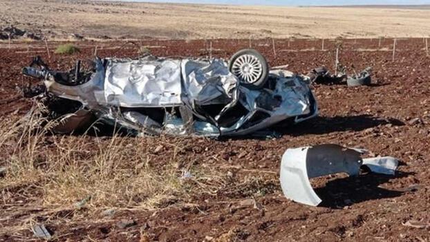 Kazada 17 yaşındaki sürücü ile 2'si kardeşi 3 çocuk öldü