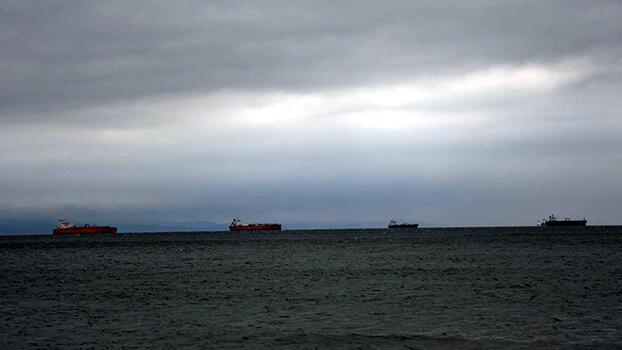 Marmara'da yoğun sis! Deniz trafiği aksadı