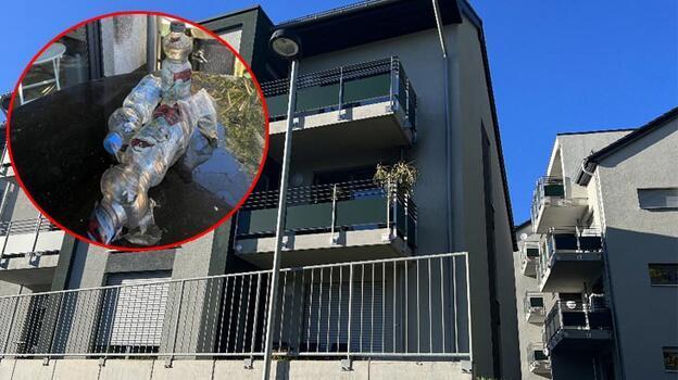 Almanya'da Türklerin oturduğu daireye saldırı! 'Olay gecesinden beri uykusuzum'