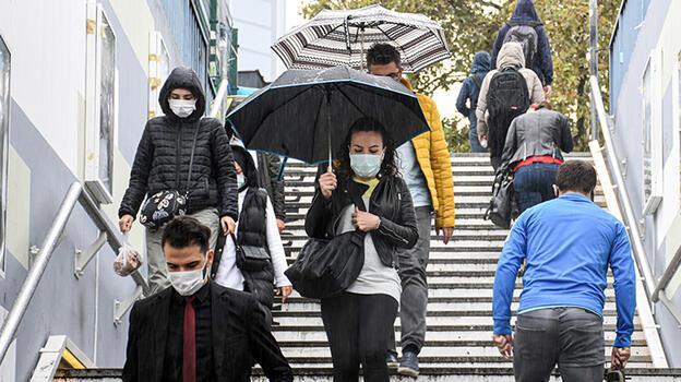 Yeni haftada hava durumu tahmini! Soğuk ve yağışlı hava etkisini gösterecek