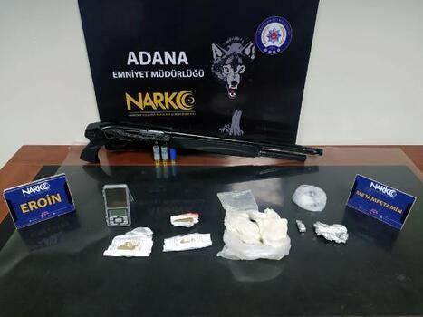 Adana'da torbacı operasyonlarında 15 tutuklama