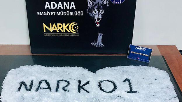 Adana'da uyuşturucu operasyonlarında yakalanan 15 şüpheli tutuklandı