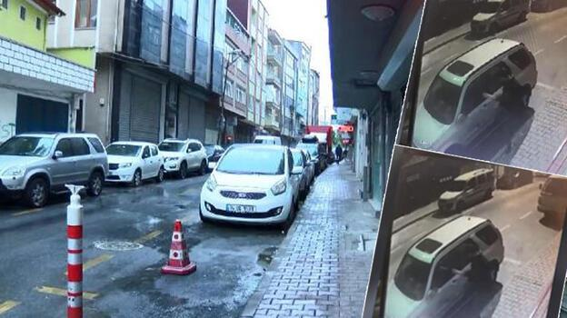 Kağıthane'de korku sokağı