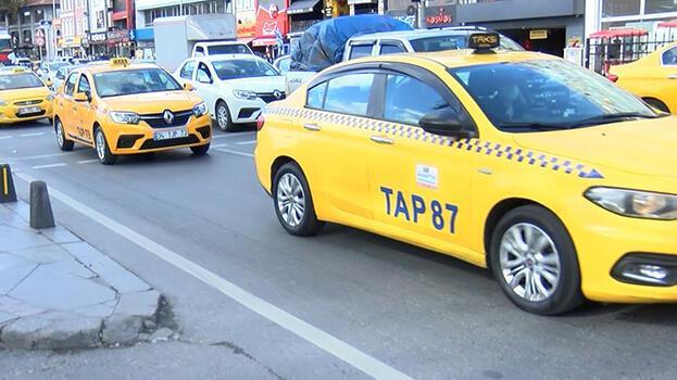 İBB taksi projesi ile ilgili Taksiciler Esnaf Odası Başkanı Aksu: Bu rakamlar inanılacak gibi değil