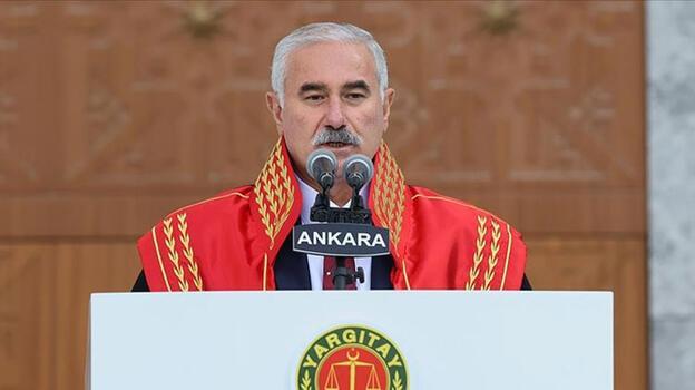 Yargıtay Başkanı Akarca'dan 10 büyükelçiye Osman Kavala tepkisi