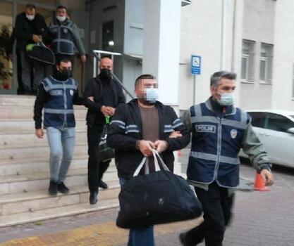 Kayseri'de aranan 4 kişi yakalandı