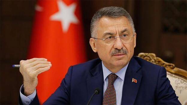 Cumhurbaşkanı Yardımcısı Oktay'dan Mustafa Akıncı'ya tepki