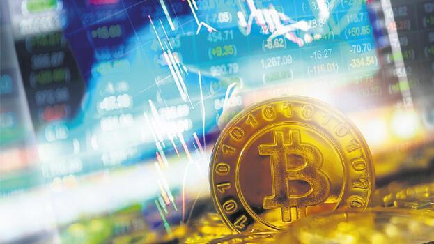 New York Borsası Bitcoin'e yaradı