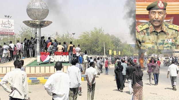 Sudan'da yine darbe!