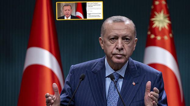 Son dakika... İngiliz basınından Erdoğan övgüsü! Düğümü çözdü...