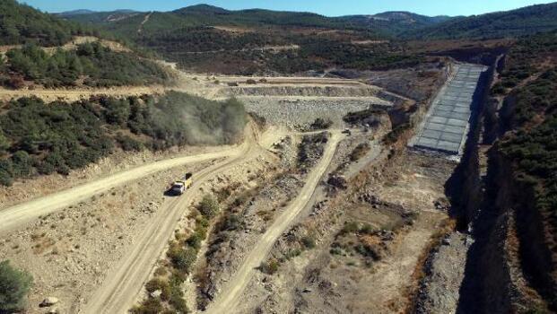 Çamönü Barajı'nda hedef: 2022