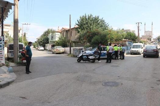 Keşan'da polisten 'Güven ve Huzur' uygulaması
