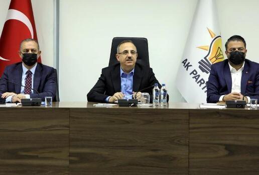AK Parti İl Başkanı Sürekli: 'İzmir'in tahammülü kalmadı'