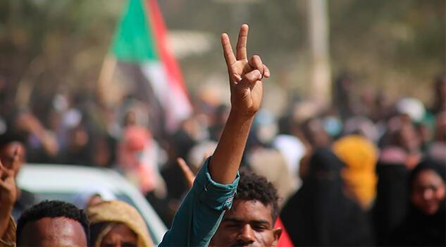 Sudan'da darbe karşıtı gösteriler ikinci gününde: 'Askeri yönetime hayır'