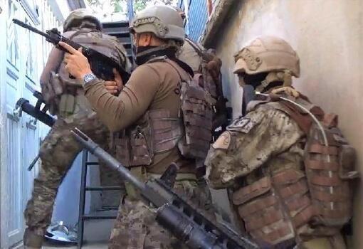 Besni'de uyuşturucu operasyonu: 7 gözaltı