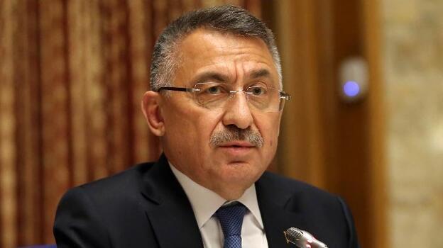 Cumhurbaşkanı Yardımcısı Fuat Oktay'dan 2022 Yılı Bütçesi Plan ve Bütçe Komisyonu'nda önemli açıklamalar