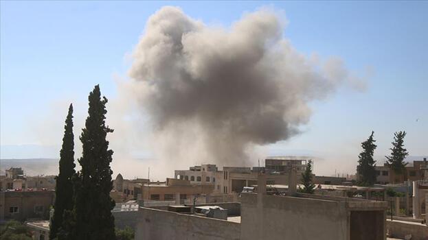 İdlib'de radikal örgütlere operasyon