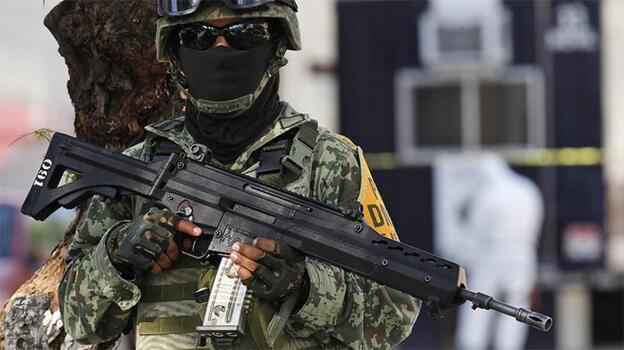 Meksika'da korkunç olay! Yanmış halde 6 ceset bulundu