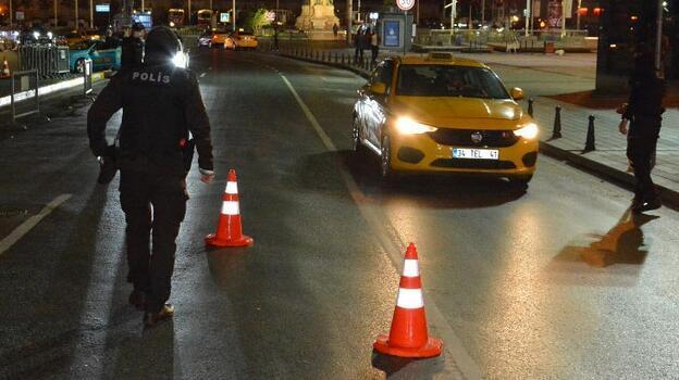 İstanbul'da 'Yeditepe Huzur' denetimi yapıldı