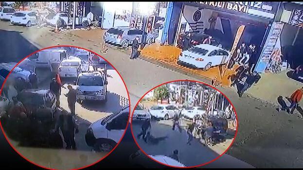 Otomobildeki hasarı kabul etmedi; 2 kişiyi bıçakladı