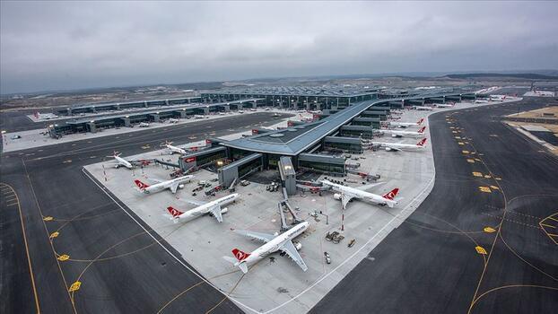 İstanbul Havalimanı'na 'Avrupa'nın En İyi Havalimanı' ödülü