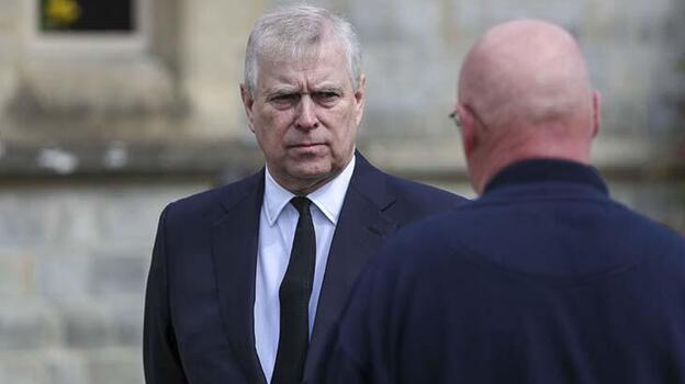 Avukatından Prens Andrew'un cinsel saldırı davası için 'uzlaşma' talebi