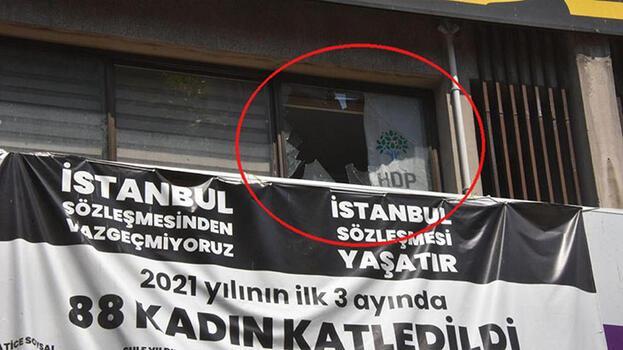 HDP'ye saldırı sanığı emniyeti silah ruhsatı için 25 kez aramış