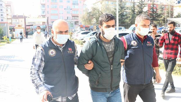 Niğde'de, Suriyeli DEAŞ şüphelisi yakalandı!