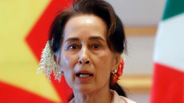 Myanmar'da Suu Çii'nin ifadeleri gizlendi