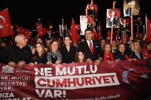 Beşiktaş'ta Cumhuriyet Bayramı kutlamaları Sertab Erener konseriyle gerçekleşecek