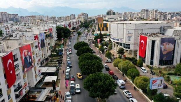 Muratpaşa'da 29 Ekim heyecanı