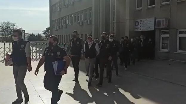 Kamuda işe yerleştirme vaadiyle dolandırıcılığa 4 tutuklama