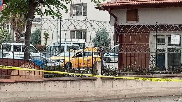 Kocaeli'de vahşet! Kız arkadaşını öldürüp cesedi koyduğu taksiyle emniyete gitti