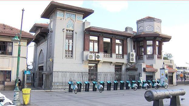 Beşiktaş İskelesi'nde tadilat tartışması