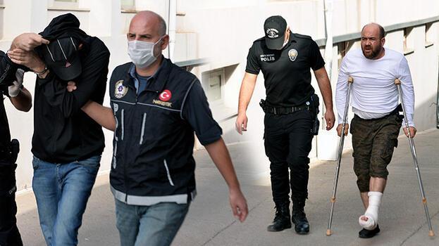 Apartta uyuşturucu satan 3 şüpheli yakalandı