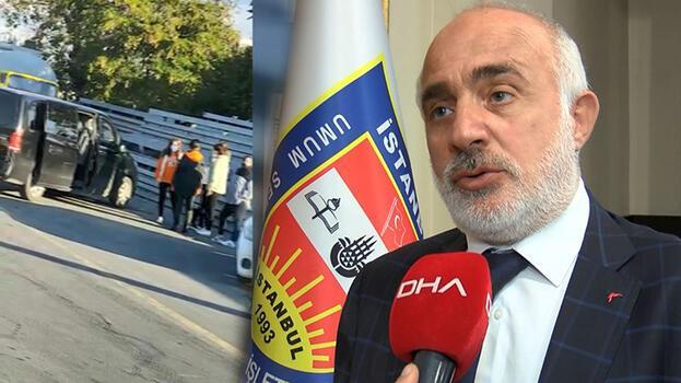 Servisçiler Odası Başkanı Öztürk : Geçen yıllara göre korsan servisler yüzde 60 arttı