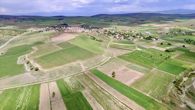 Arazi toplulaştırılması kapsamında 100 bin hektar için düğmeye basılacak
