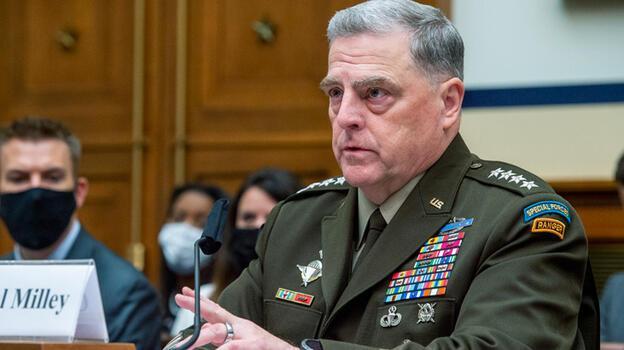 ABD Genelkurmay Başkanı: Çin'in hipersonik füze denemeleri endişe verici