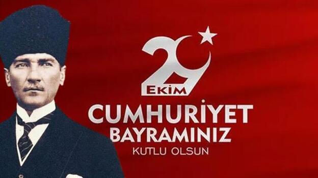 29 Ekim Cumhuriyet Bayramı hakkında en güzel sözler