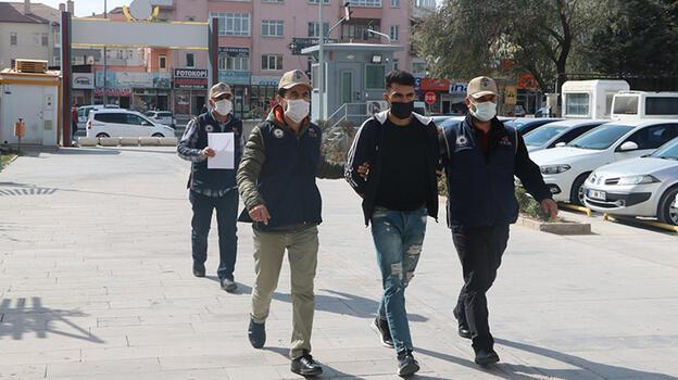 PKK şüphelisi sahte kimlikle yakalandı
