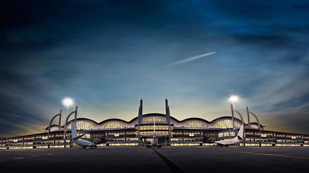 İstanbul Sabiha Gökçen Havalimanı'nda ücretsiz Wi-Fi hizmeti