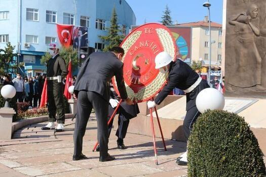 Çankırı'da 29 Ekim kutlamaları başladı