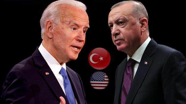 Son dakika: ABD'den Glasgow'daki zirve öncesi Biden-Erdoğan açıklaması