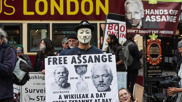 Assange'ın avukatlarıdan flaş çıkış! ABD'nin verdiği güvenceler yeterli değil