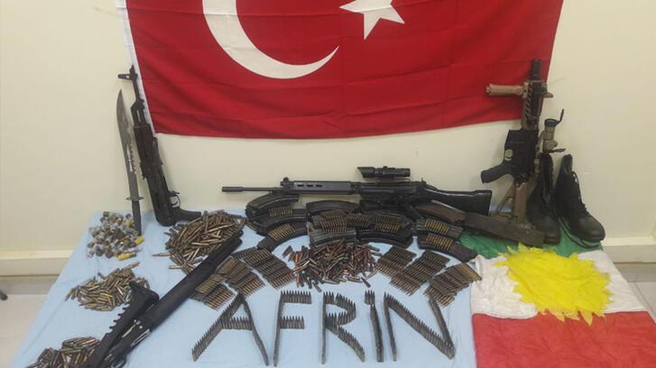 MİT ve Emniyet'ten Afrin'de terör operasyonu! 9 kişi yakalandı