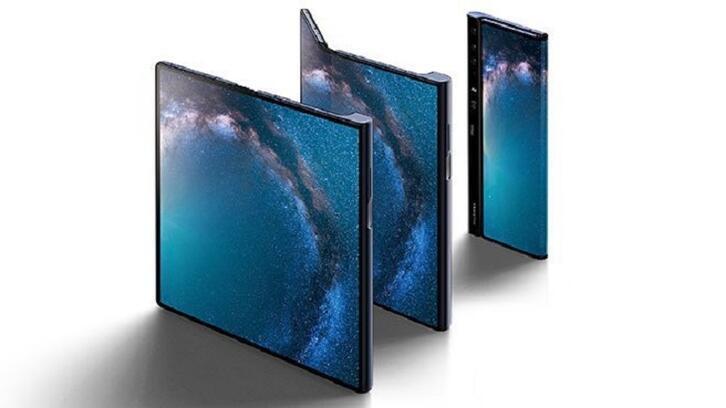 Huawei'nin katlanabilir telefonu Mate X'in kutu içeriği ortaya çıktı