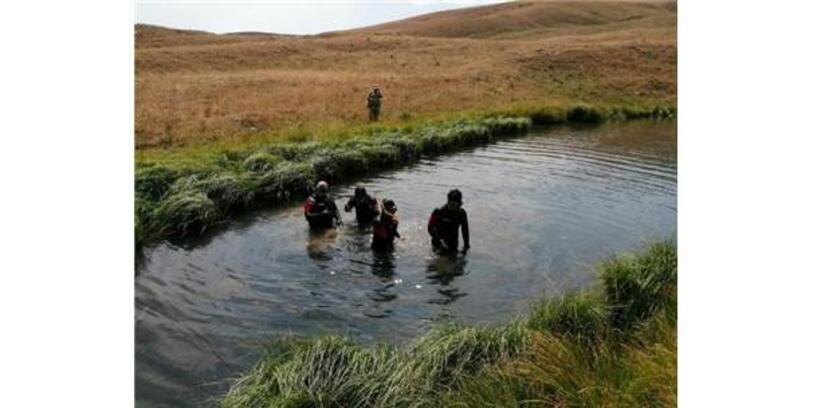 'Kayıp' Diye Köyde Aranan Çoban, İş İçin Sarıkamış'a Gitmiş